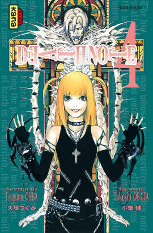 Death Note Tome 04