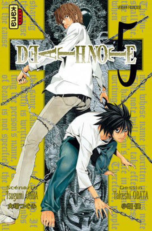 Death Note Tome 05