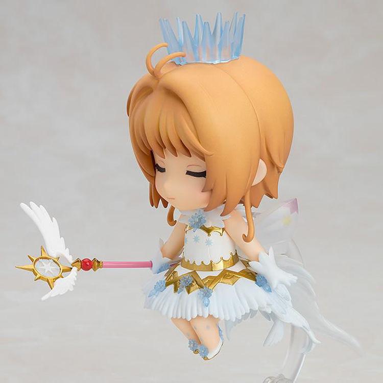 Cardcaptor Sakura - 1040 Nendoroid Sakura Kinomoto - CLEAR Ver.