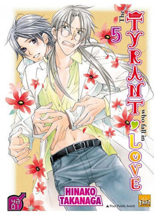 Image de The Tyrant who fall in Love Tome 05