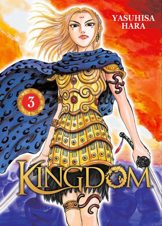 Kingdom - Tome 03