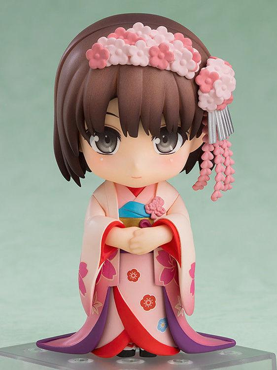 Saekano: How to Raise a Boring Girlfriend - 1114 Nendoroid Megumi Kato: Kimono ver.