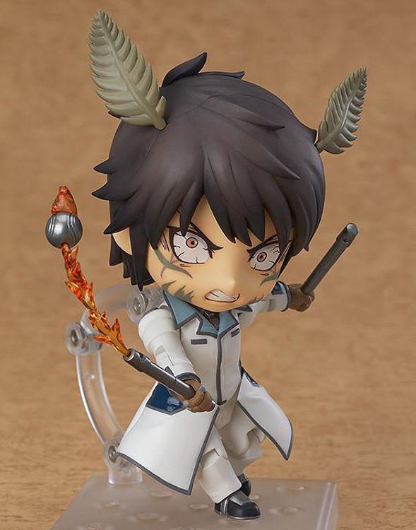 TERRAFORMARS - 526 Nendoroid Akari Hizamaru