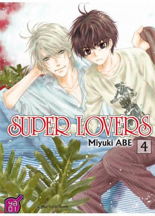 Image de Super Lovers Tome 04