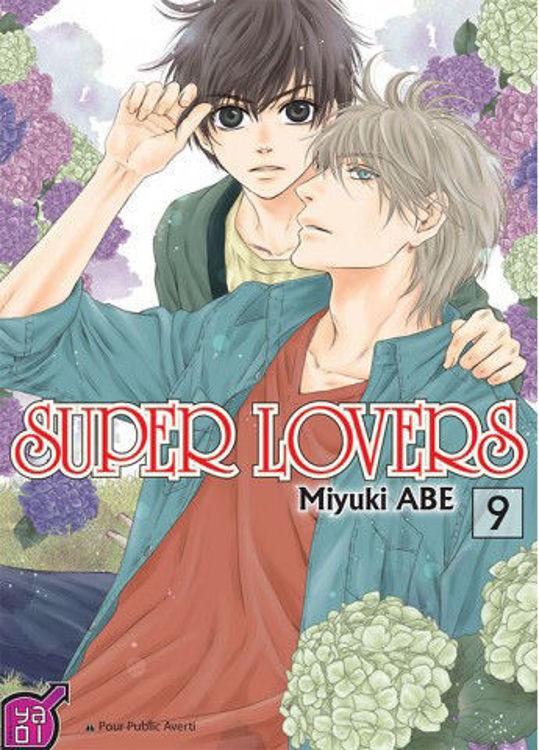 Image de Super Lovers Tome 09