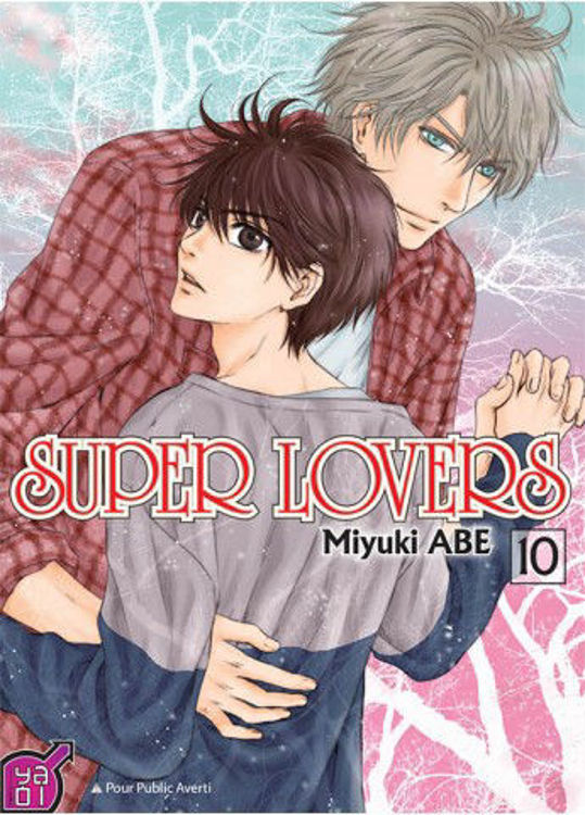 Image de Super Lovers Tome 10