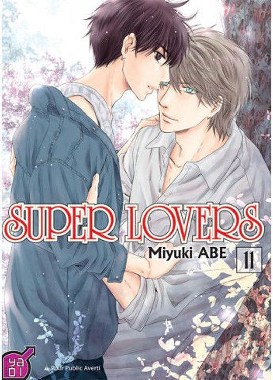 Image de Super Lovers Tome 11