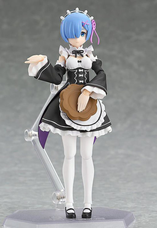 Re:ZERO -Starting Life in Another World- 346 Figma Rem