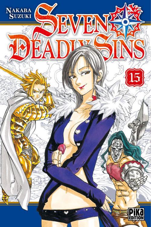 Image de Seven Deadly Sins Tome 15