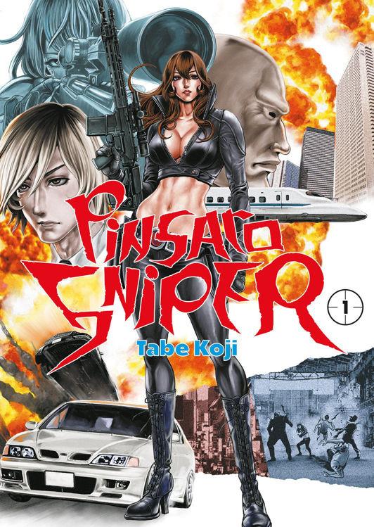 Pinsaro Sniper - Tome 01