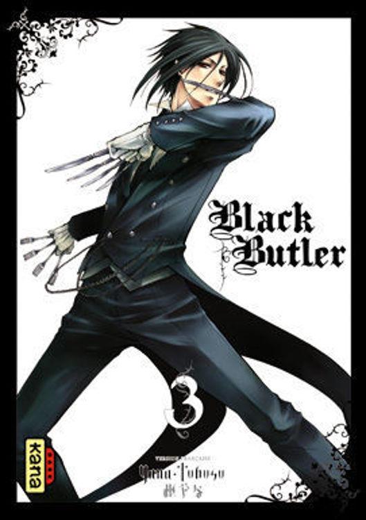 Image de Black Butler Tome 03