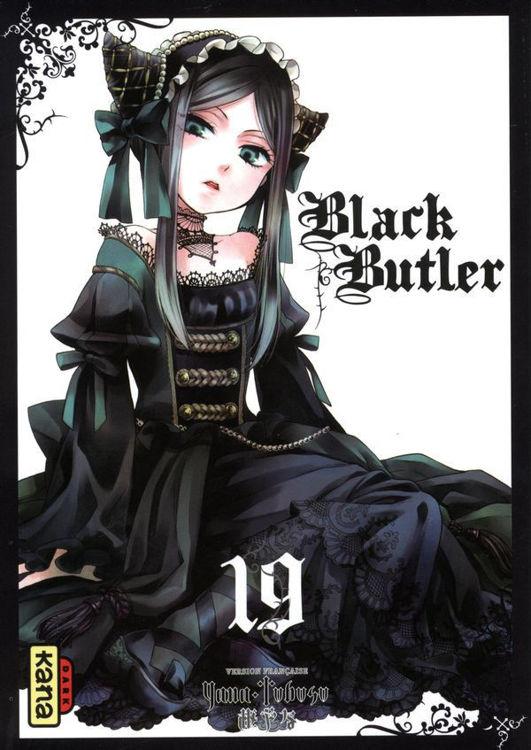 Image de Black Butler Tome 19