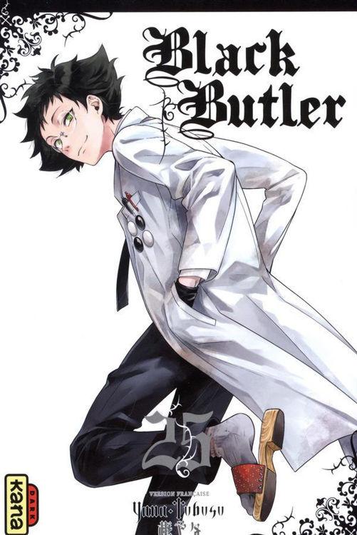 Image de Black Butler Tome 25