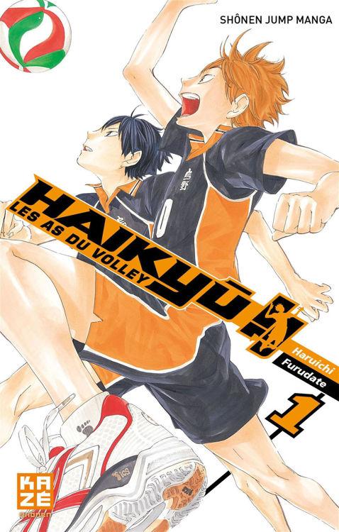 Haikyuu - Les AS du Volley Tome 01.