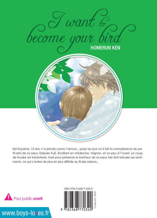 I Want To Become Your Bird