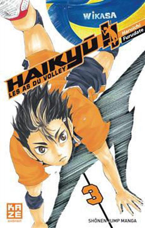 Image de Haikyuu!! - Les AS de Volley Tome 03