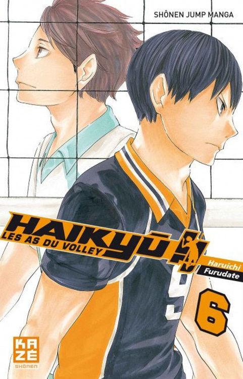 Haikyuu - Les AS du Volley Tome 06