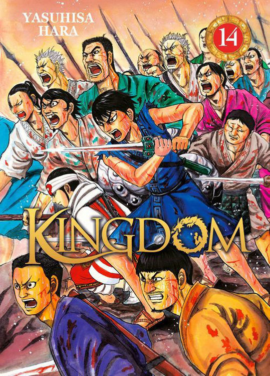 Kingdom - Tome 14