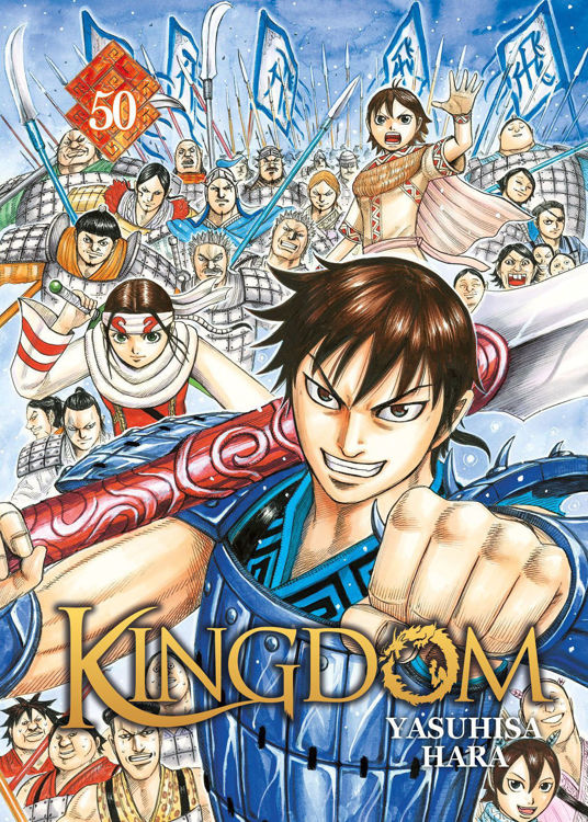 Kingdom - Tome 50