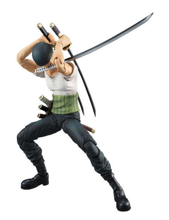 One Piece - Figurine Roronoa Zoro Past Blue
