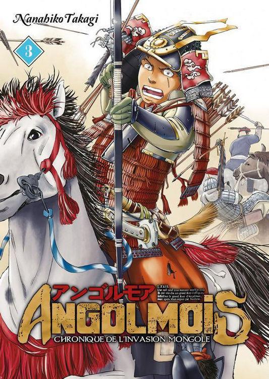 Angolmois - Tome 03