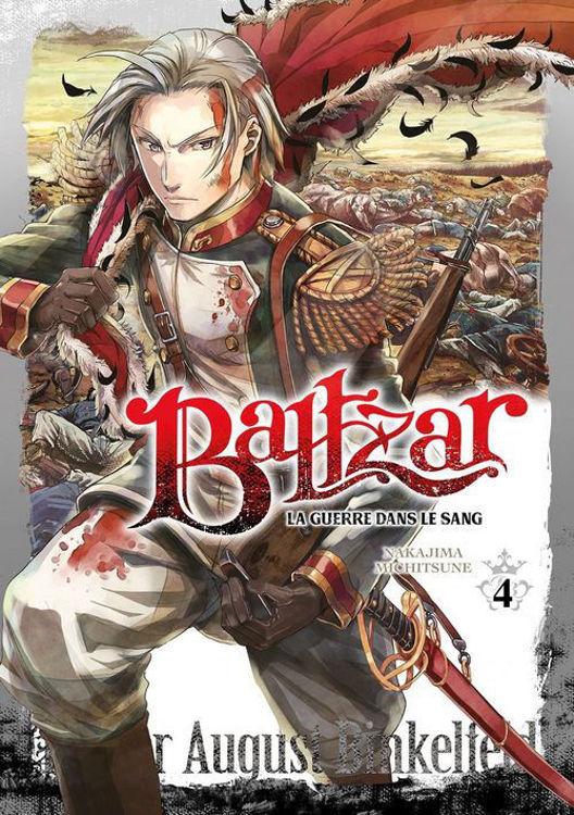 Baltzar - La guerre dans le sang - Tome 04