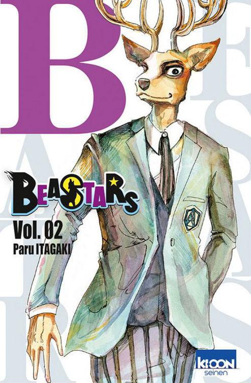 Beastars Tome 02