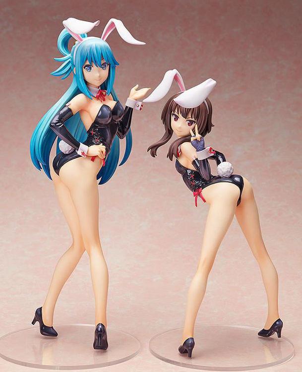 Kono Subarashii Sekai ni Syukufuku wo! 2 - Figurine Megumin: Bare Leg Bunny Ver.
