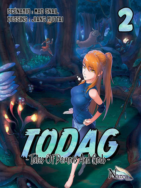 Todag - Tales Of Demons And Gods - Tome 02