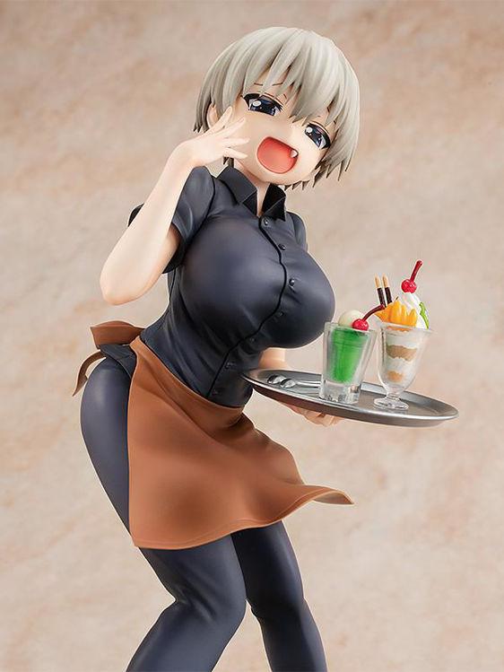 Uzaki-chan Wants to Hang out! - Figurine Hana Uzaki: Manga Cafe Asia Ver.