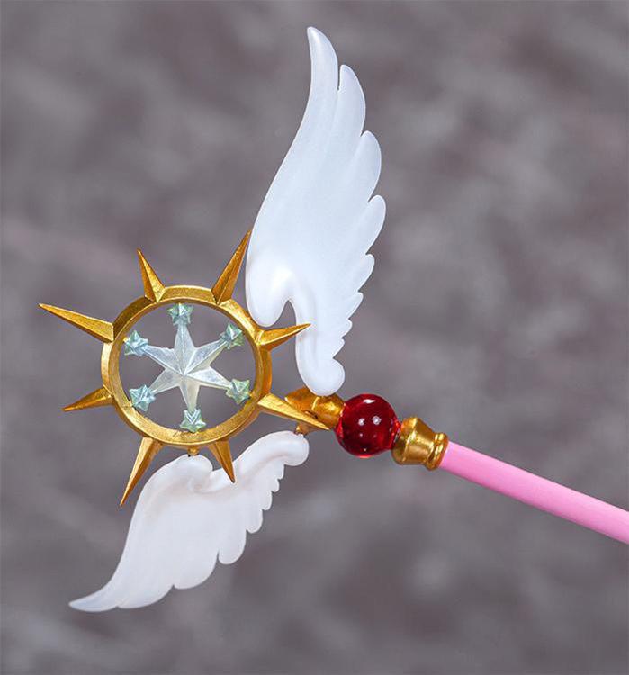 Cardcaptor Sakura: Clear Card Arc - Figurine Kinomoto Sakura: Rocket Beat Ver.