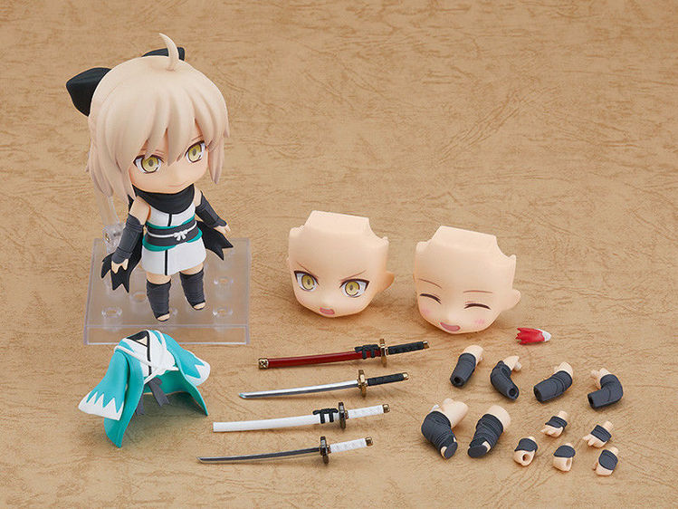 Fate/Grand Order - 1491-DX Nendoroid Saber/Okita Souji: Ascension Ver.