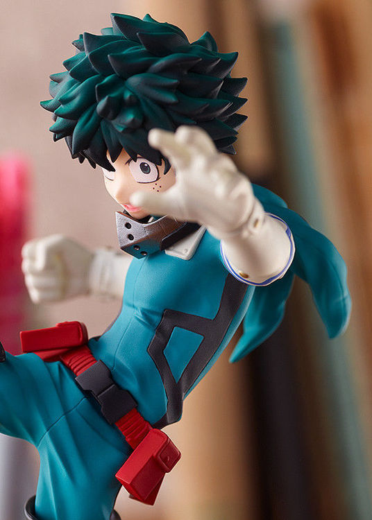 My Hero Academia - POP UP PARADE Izuku Midoriya: Costume γ Ver.