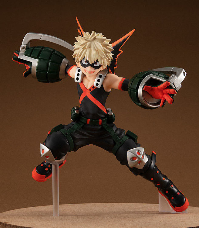 My Hero Academia - POP UP PARADE Katsuki Bakugo Hero Costume Ver.