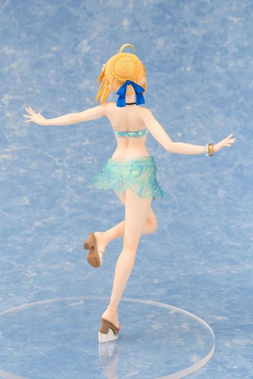 Fate/EXTELLA - Figurine Altria Pendragon: Resort Vacation Ver.