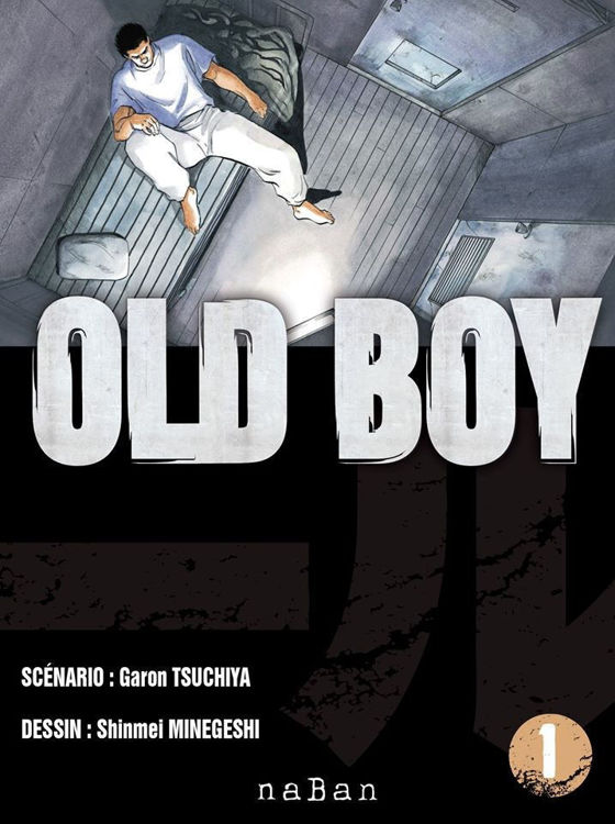 Old Boy - Tome 1