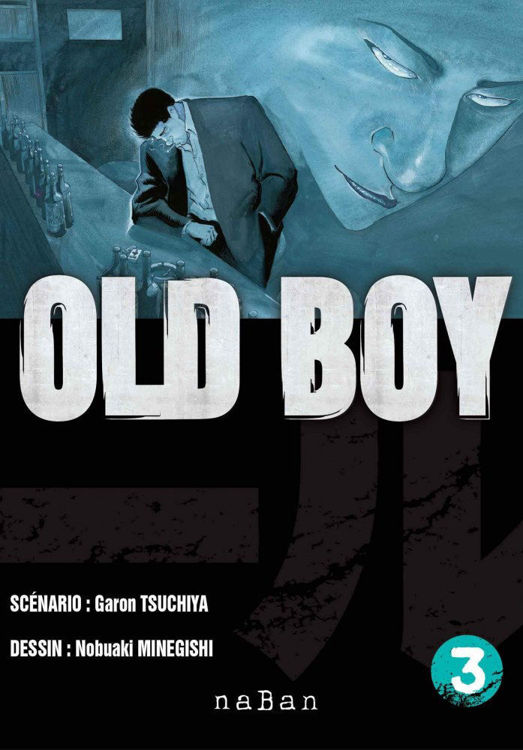 Old Boy - Tome 03
