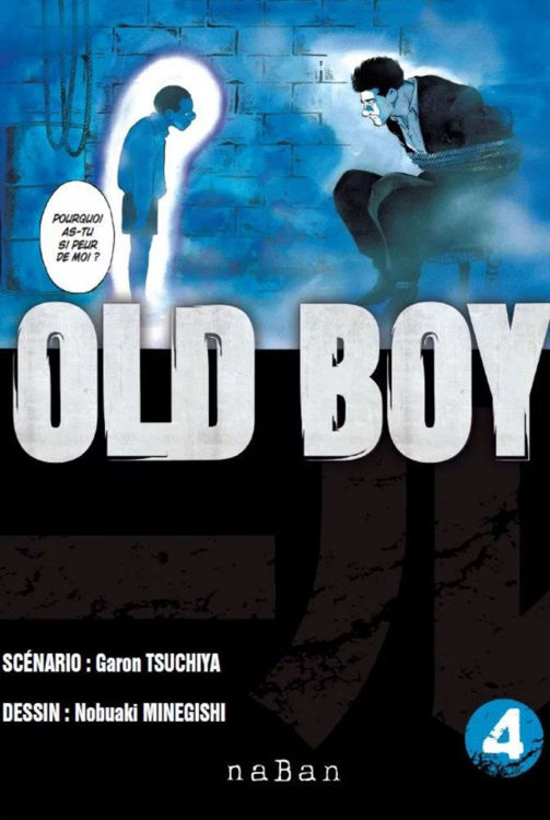 Old Boy - Tome 04