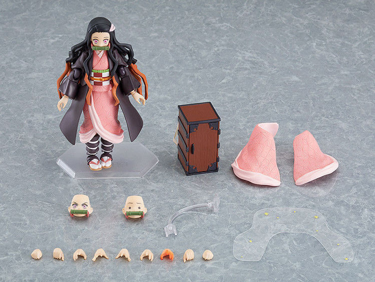 Demon Slayer: Kimetsu no Yaiba - 508-DX Figma Nezuko Kamado DX Edition