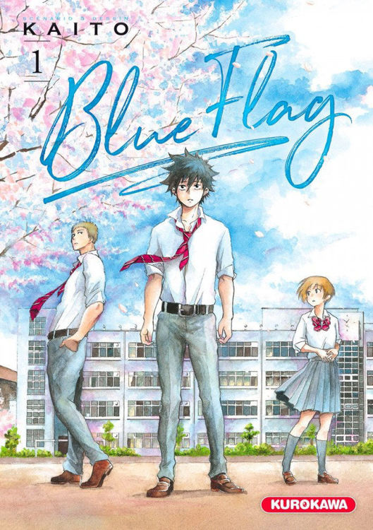 Blue Flag Tome 01