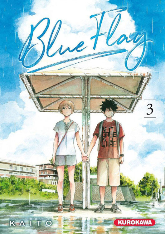 Blue Flag Tome 03