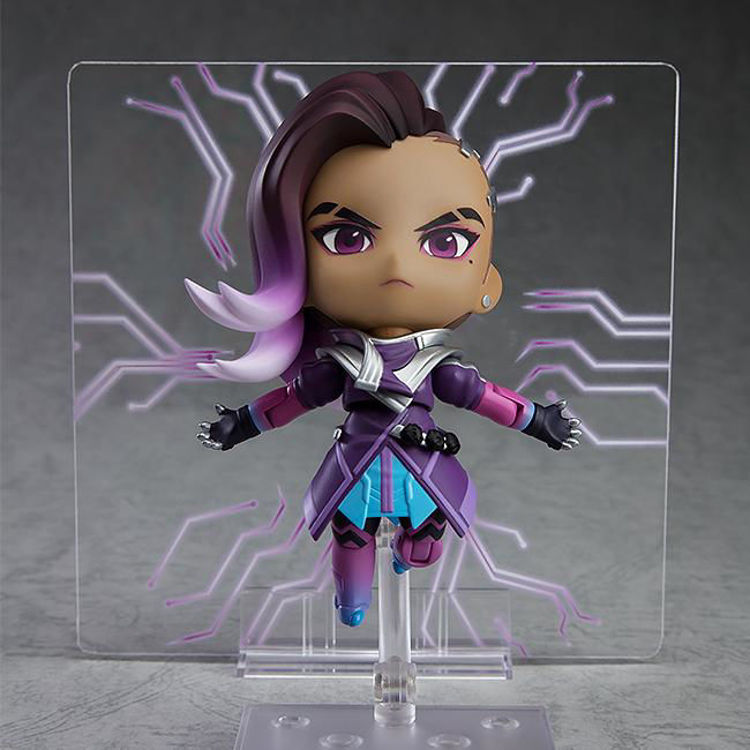 OVERWATCH - 944 Nendoroid Sombra Classic Skin Edition