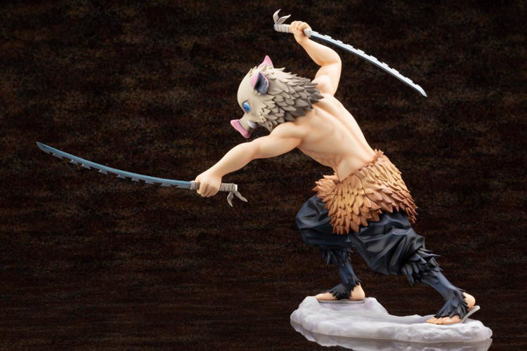 Demon Slayer: Kimetsu no Yaiba - Figurine Inosuke Hashibira