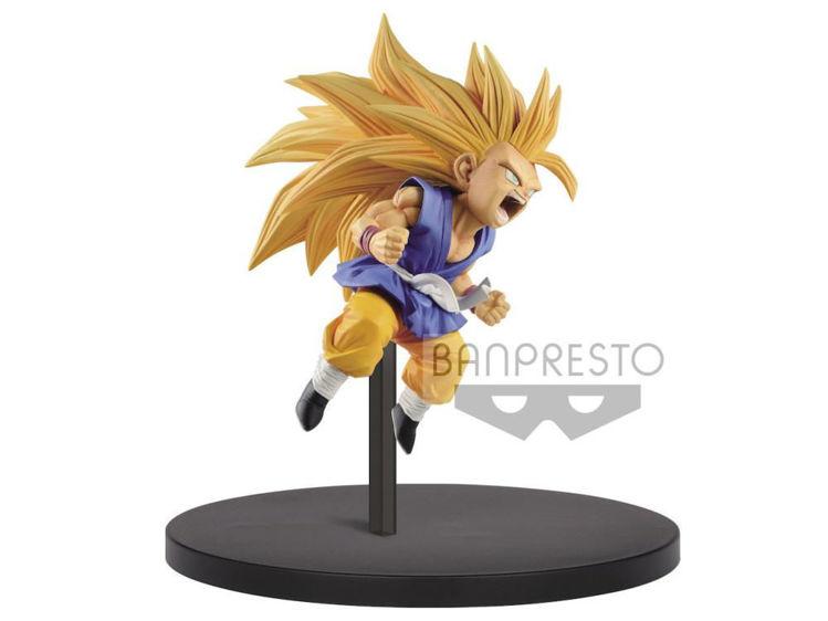 Dragon Ball GT - Figurine Son Goku: SS 3 - Fes!! Vol. 10