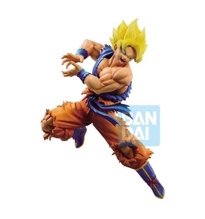 Dragon Ball Super - Figurine Son Goku: Super Saiyan - Z-Battle