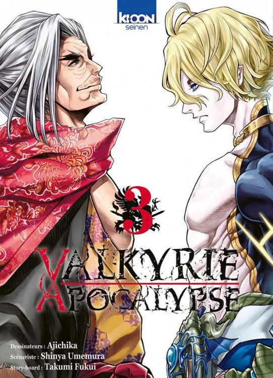 Valkyrie Apocalypse Tome 03