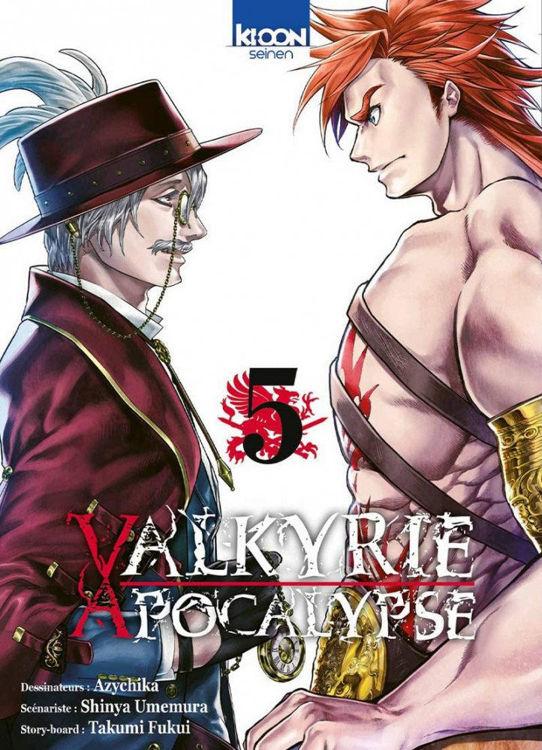 Valkyrie Apocalypse Tome 05