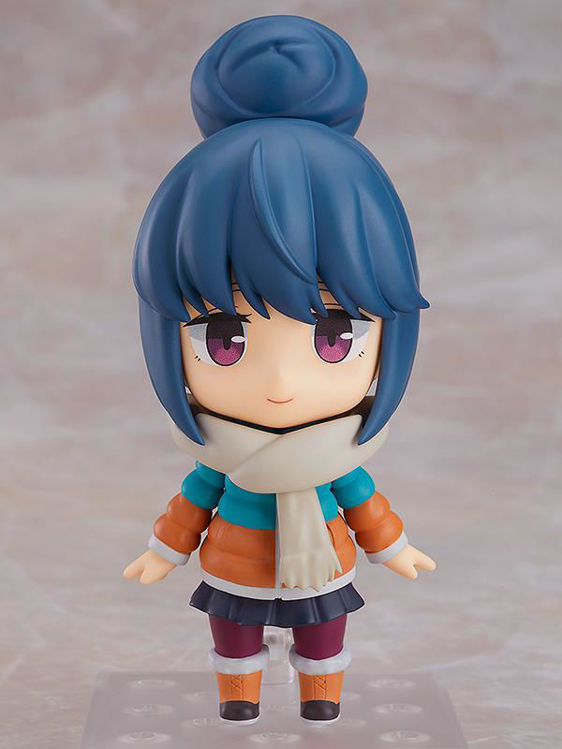 Yuru Camp - 981 Nendoroid Rin Shima