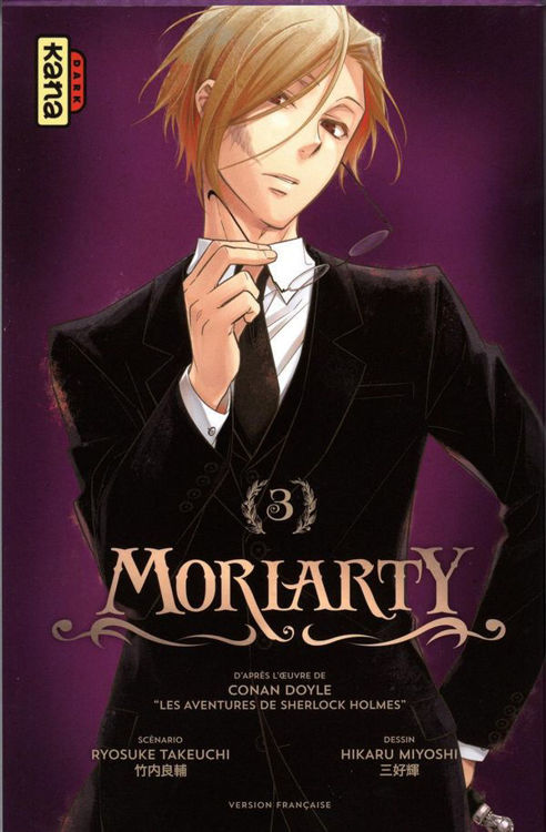Moriarty Tome 03