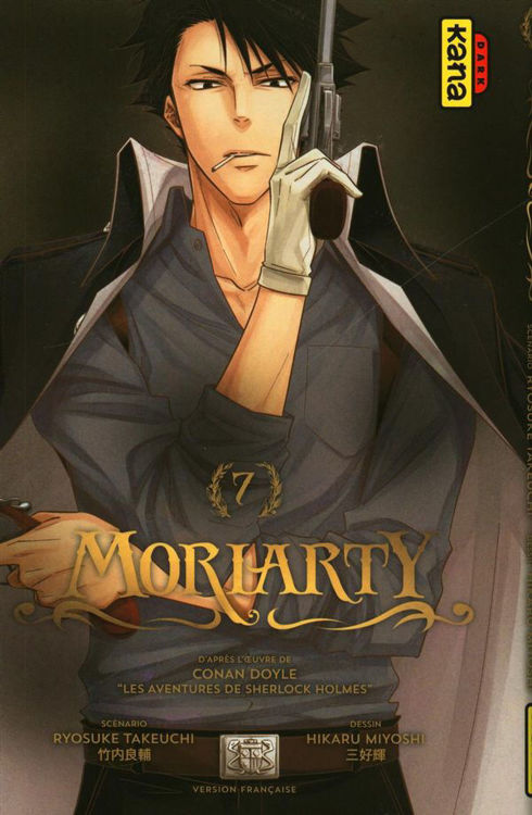 Moriarty Tome 07